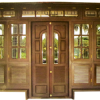 Teak Wood Door India Kerala Kozhikode