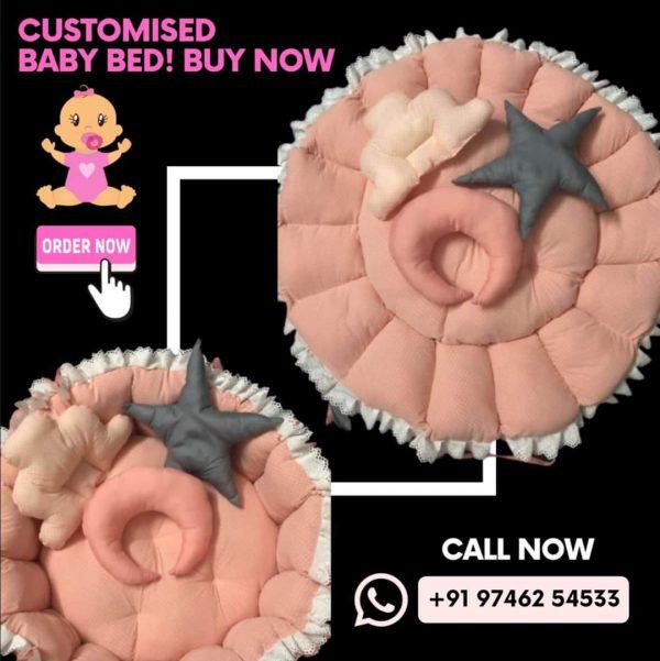 Baby bed and dress Newborn Baby Sleeping Bed Shop Low Prices & Top Brands Newborn Baby Dress High-quality kidsdresses Price in Kerala, Kozhikode, Malappuram, Thiruvananthapuram, Kollam, Alappuzha, Pathanamthitta, Kottayam, Idukki, Ernakulam, Thrissur, Palakkad, Wayanadu, Kannur and Kasaragod